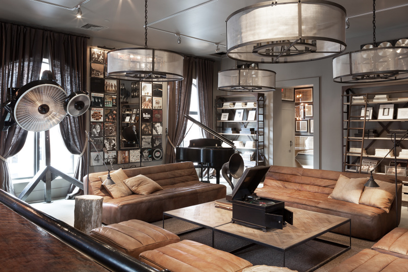 RH Restoration Hardware 2014 Small Spaces Source Book