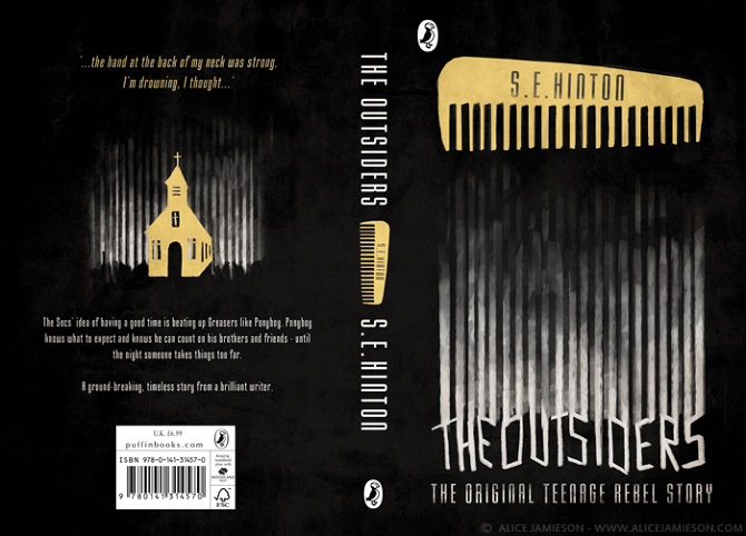 The Outsiders Book Cover Ideas ~ The outsiders book back cover pixshark images